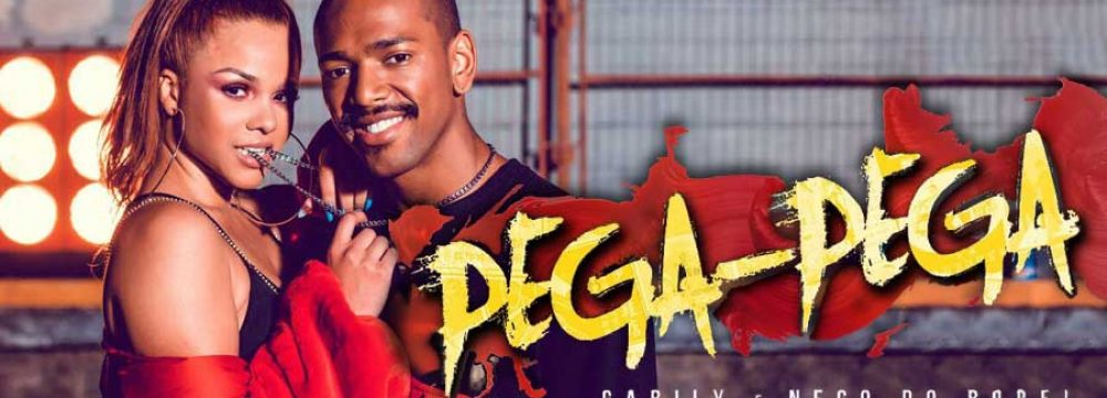 Pega Pega - acGabily ft. Nego do Borel